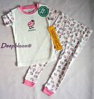 LIFE IS GOOD SLEEPWEAR PAJAMA 2 PIECES GIRLS LITTLE CHICK 3 6 MONTHS PINK  NEW