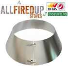 """Convesa 5"""" Or 6"""" Storm Collar For Twin Wall Insulated Flue Pipe"""