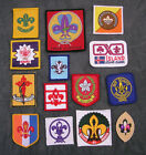 World Scouting - National / Association Membership Scout Badge Patch -Choice # F