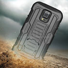 Hybrid Rugged Case Impact Cover Armor Holster For Samsung Galaxy S5 Active G870 <br/> Film&radic;Holster&radic;Stand&radic;Limited Quantity Sales,Ship From USA