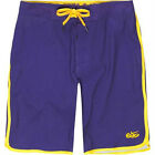 NIKE SWIM SUIT BOARD SHORTS TRUNK BOYS 10 12 14 PURPLE NEW 975242