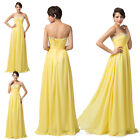 2014 Long Ladies Pageant Cocktail Formal Gowns Evening Prom Bridesmaids Dresses