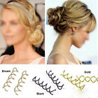New 10 pcs1set Spiral Spin Screw Wave Pin Hair Clip Twist Barrette Black Colors