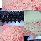 "3~3/4"" Beautiful~Ivory~White~or Black~Venise Lace~Trim~Baby Dolls~Reborn"