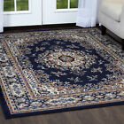 Traditional Oriental Medallion Area Rug Persien Style Carpet Runner Mat AllSizes