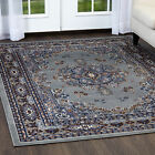 Traditional Oriental Medallion Area Rug Persian Style Carpet Runner Mat AllSizes фото