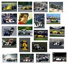 Ayrton Senna - Formula One - A1/A2/A3 Poster Print Selection #1 - Choice of 20