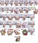 3D Lenticular Me to You Tatty Teddy Christmas Xmas Cards