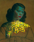 Vladimir Tretchikoff CHINESE GIRL figurative print PREMIUM QUALITY, choose size