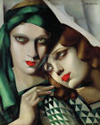 Tamara de Lempicka THE GREEN TURBAN giclee print VARIOUS SIZES new