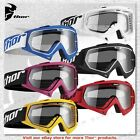 Thor Enemy Solid Motocross MX ATV Goggle