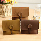 Hot Chic Retro Personality Coin Tower PU Leather Purse Wallet Card Case Gift