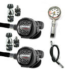 Cressi Kit DIR Regulator MC9 XS Compact + MC9 XS Compact   02UK