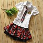 Japanese Anime Costume Japan School Girl Uniform Cosplay Costume Cotton Blend