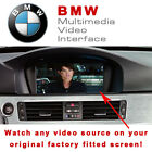 BMW 3 5 6 Series X5 X6 Multimedia Video Interface With iPhone Android Mirroring