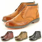 New Mens Casual/Formal Desert Ankle Chelsea Boots Shoes In UK Size 6 7 8 9 10 11