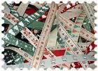 15MM BERISFORDS ASSORTED CHRISTMAS RIBBON BUNDLE 8 X 1MTR