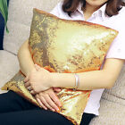 Fashion Sequins Decoration Cushion Comfortable Pillow Covers Cases Throw Sofa