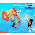 Inflatable Air Float Pool Soccer Goal/ball float/swimming/water toy kids play