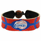 leather basketball bracelet NBA PICK YOUR TEAM gamewear