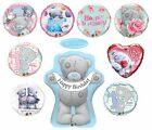 "ME TO YOU - 18"" Foil Balloons (Qualatex) All Ocassions (Birthday Teddy Bear)"