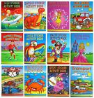 A6 THEMED STICKER ACTIVITY BOOKS - Large Range (Party/Loot Bag Toys)