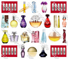 5 ~ New AVON Ladies Womens Perfume, EDT/ EDP Fragrance SAMPLES; Travel, Bag Size