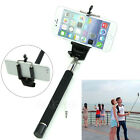 Extendable Handheld Monopod Cable Control Selfie Stick Z07-5 Plus For Phone