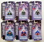 "DC SUPER HEROES Metal Collection JUSTICE LEAGUE UNLIMITED 2¾"" Diecast Figure"