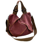 Women Canvas Handbag Hobo Shoulder bag travel bag large tote Messenger Bag