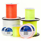 Scientific Anglers Dacron Fly Line Backing White Orange Yellow 20 lb or 30 lb