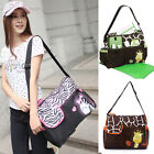 New Fashion Baby Diaper Nappy Changing Bag Changing Mat Mummy Tote Handbag