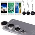 4in1 Fish Eye + Wide Angle Macro + Telephoto Lens Camera for iPhone 6 Plus 5 5S