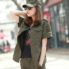 D154 Woman Outdoor soldier Shirts Airborne Division T-Shirt Short Sleeved Tops