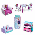 "Choose from: Frozen Anna & Elsa Girls Bedroom Furniture Storage ""NEW"" ReadyBed"