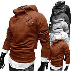 Hot Men's Casual Fashion Zipper Slim Fit Sexy Top Designed Hoodies Jackets Coats