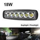 1550LM 18W 6x 3W CREE LED Bar Car Work Light Waterproof Hunt Boat LED Work Light