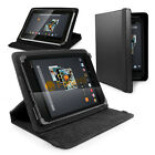 "LUXFOLIO STAND LEATHER CASE WALLET FOR GIGASET QV830 8"" TABLET"