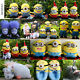 Despicable Me 2 Plush Toy Minions Characters Lovely Stuffed Animal Doll