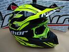 S M L XL 2015 New Airoh Jumper TC15 222 Helmet/Thor Motocross Enduro