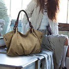 ZB0082 Fashion Casual Canvas Women Bag Handbag Shoulder Retro bag