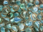 "COLLECTORS MARBLES 50 X SMALL 16mm 0.6"" CATS EYES ASSORTED * YOU CHOOSE COLOURS"