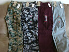 Levi's Men's Relaxed Fit Cargo Pants Gray & Camouflage Size 36 38 40 42 46 48 50