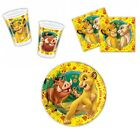 Disney THE LION KING Birthday PARTY RANGE (Partyware/Invites/Toys/Gifts/Favours)