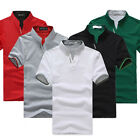 Fantasy Summer Men T-shirt Short sleeve Solid Luxury Work clothes POLO Shirt Pop