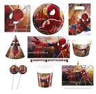 The Amazing SPIDER-MAN 2 Birthday PARTY RANGE (Partyware/Invites/Toys/Gifts)