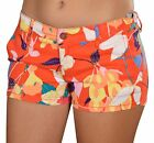 Roxy Juniors To The Top Shorts-Red/Multi