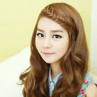 Hot Sale Fashion Hand knitting Ladies tails Hair piece Fishbone braid of Girl's