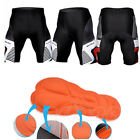 Men Bicycle Bike Cycling Shorts Pants Outdoor Wear Riding Gel 3D Padded M-3XL