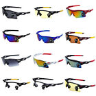 Plastic Sport's Outdoor Cycling Bicycle Bike Goggles Sunglasses 12 Styles